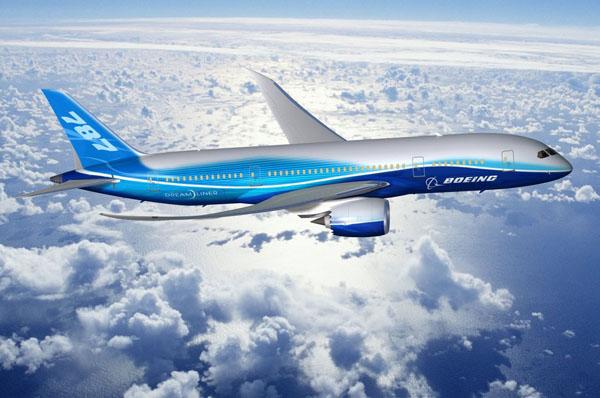Boeing-Dreamliner-787