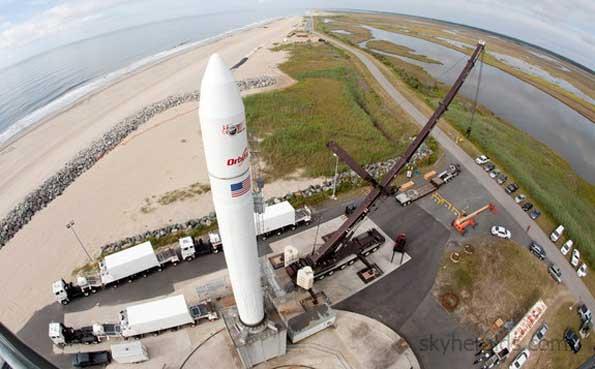 NASA`s Minotaur V Rocket Set to Launch