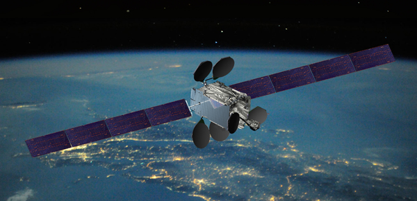Boeing to Build Intelsat Epic 702MP Satellites