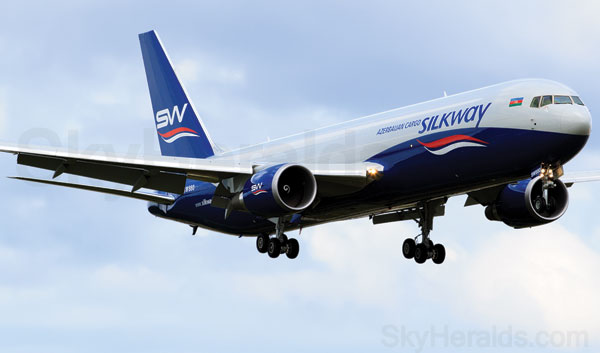 Boeing, Silk Way Airlines Announce Order for Two 747-8 Freighters